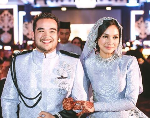 Tya Arifin 'Preman Pensiun' dan Asyraf Khalid Gelar Resepsi Pernikahan di Palembang