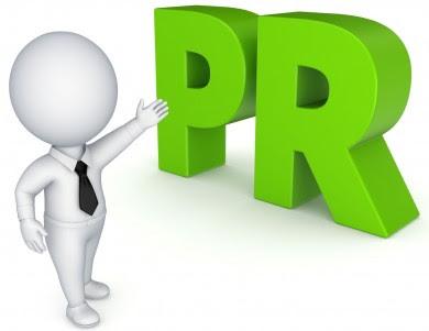 Viết bài PR