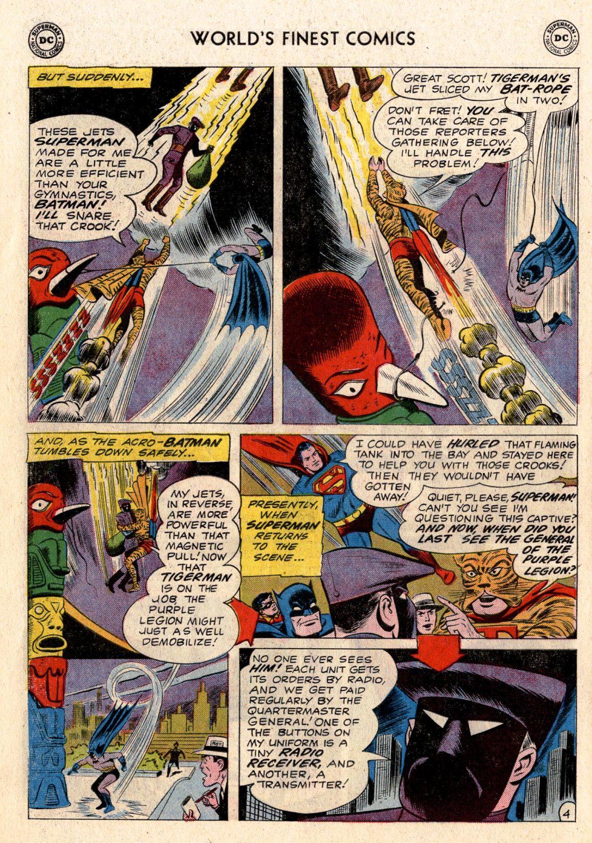 Read online World's Finest Comics comic -  Issue #119 - 6