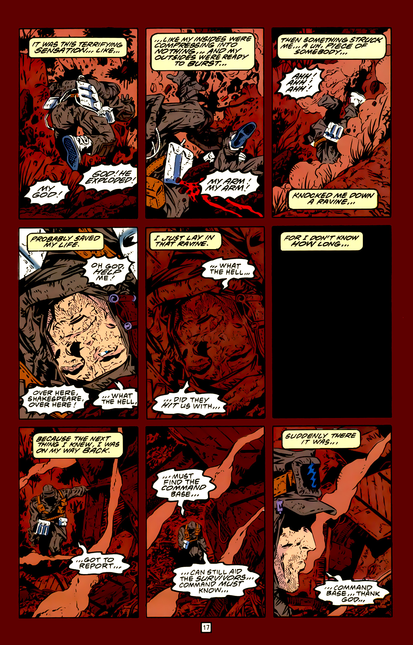 Legion of Super-Heroes (1989) 20 Page 17