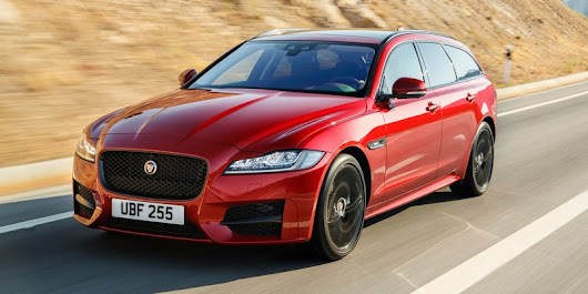 Jaguar XF Sales By Nation : 2017