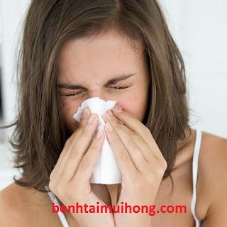 Tác động của bệnh lý viêm mũi với người mắc bệnh
