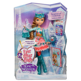 EAH Epic Winter Ashlynn Ella Doll
