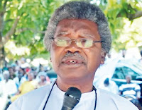 POLITICS: PAUL UNONGO STEPS DOWN AS CHAIRMAN