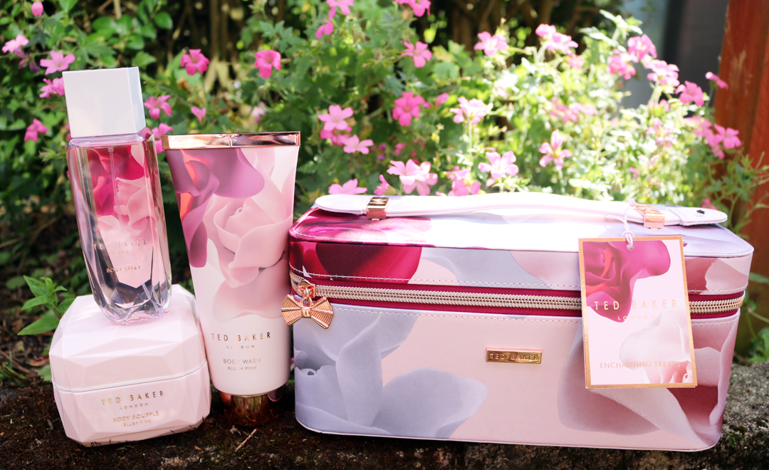 Ted Baker Enchanting Treats Vanity Case Gift Set review