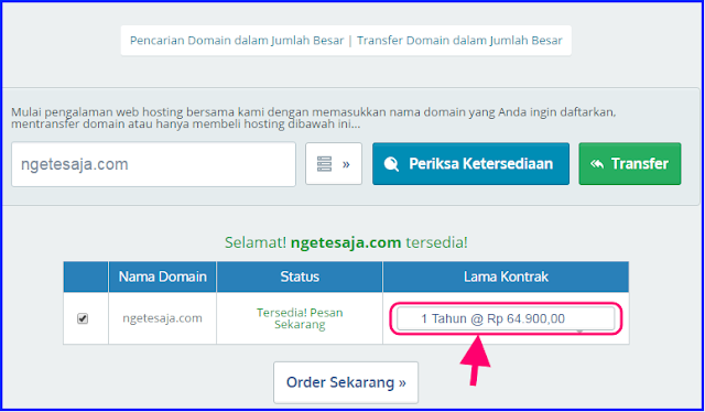 domain com murah