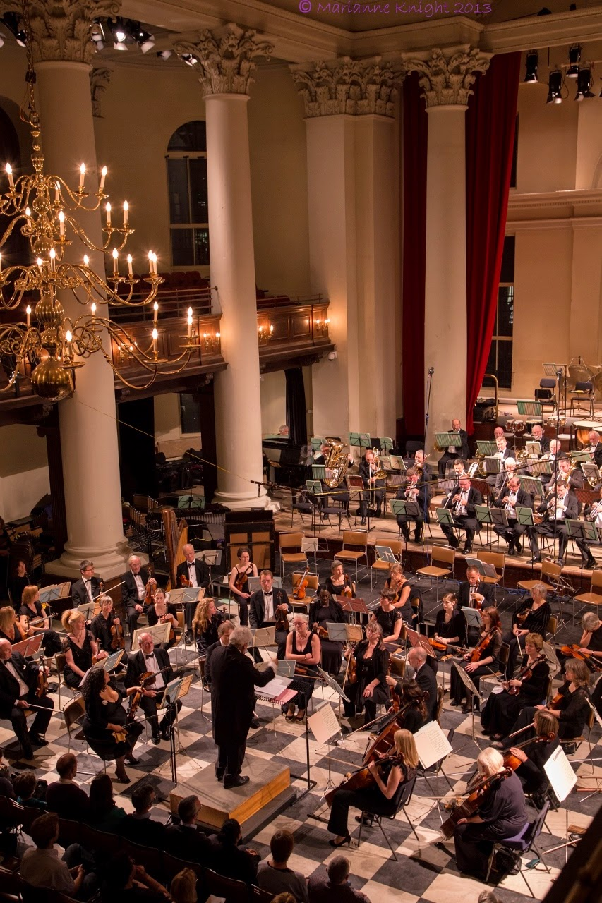Salomon Orchestra at their 50th Anniversary concert