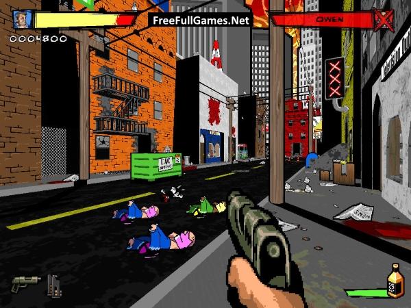 Action Doom 2 Urban Brawl PC Game Free Download Full Version
