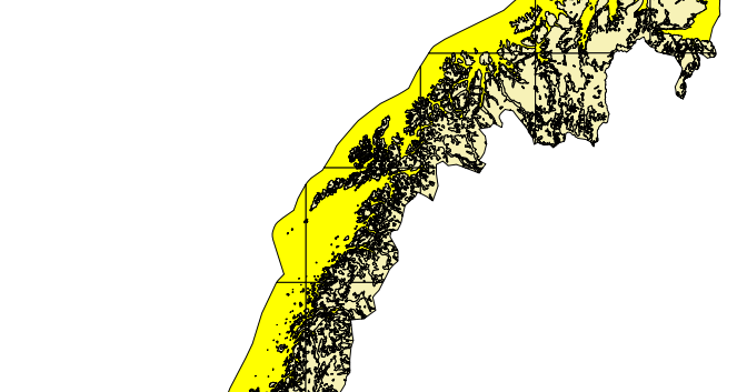 master maps: Splitting and clipping shapefiles with QGIS