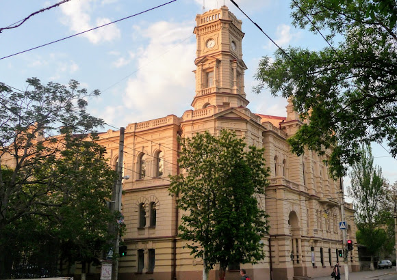 Херсонський обласний художній музей ім. О. О. Шовкуненка. 1905 р.