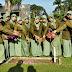 Persit KCK Cabang XXXV Kodim 0821 Laksanakan Ziarah dan Tabur Bunga di TMP Kusuma Bangsa
