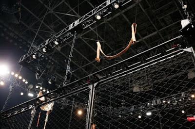 Ambrose vs Jericho Asylum Match Extreme Rules Winner 2016
