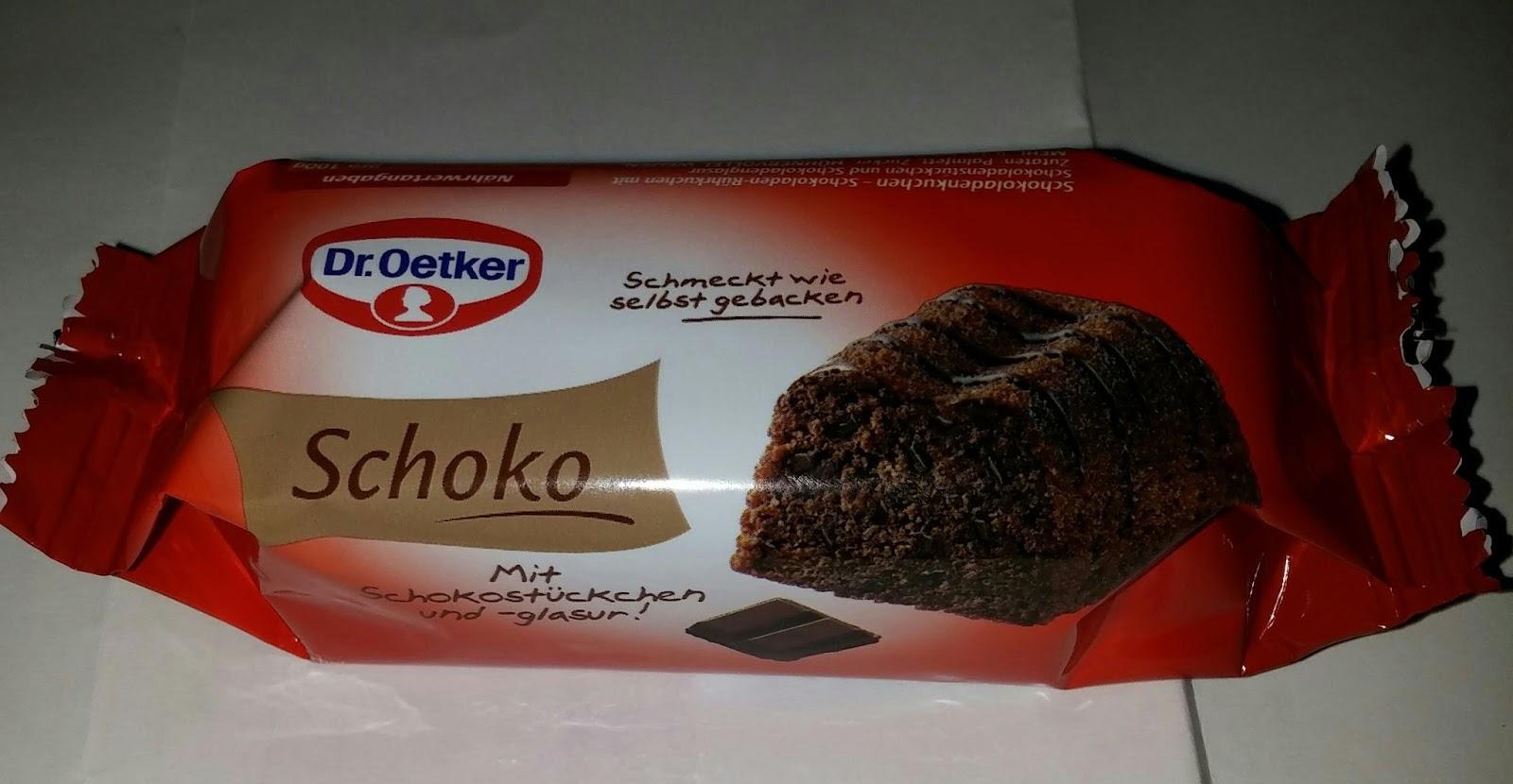 Kleiner Ruhrkuchen Von Dr Oetker Produkttestfans