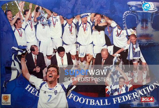 Poster Yunani EURO 2004