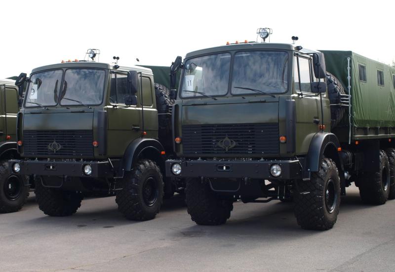 1200 військових Богданів експлуатується у військах