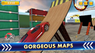 Games Car Stunts App
