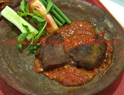 Foto Resep Empal Daging Goreng Kering Sederhana Spesial Lembut dan Empuk Asli Enak