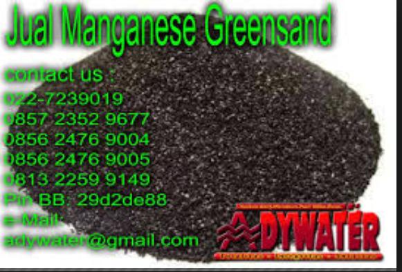 jual manganese, jual greensand plus