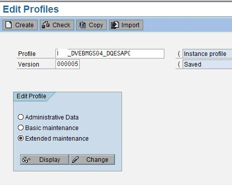 performance tuning in sap basis pdf