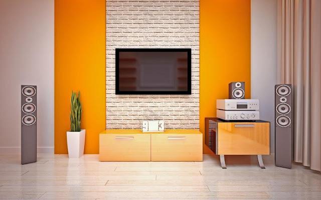 Model Desain Rak TV Minimalis