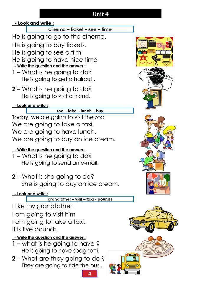 بالصور .. شرح سؤال (البراجراف) للصف الرابع والخامس والسادس الابتدائى  4