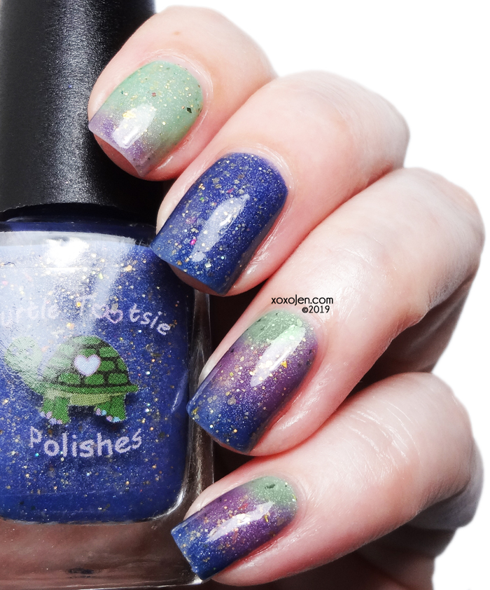 xoxoJen's swatch of Turtle Tootsie Polish Sir Paul
