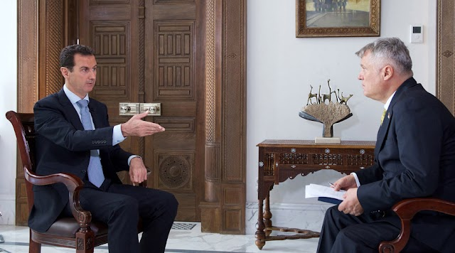 Full text of Syria Pres al-Assad'in interview with the Serbian newspaper Politika
