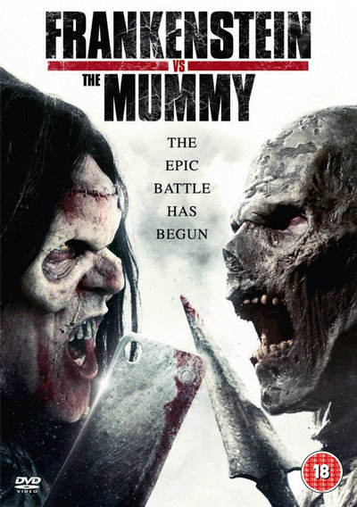 Frankenstein Vs. The Mummy (2015) แฟรงเกนสไตน์ ปะทะ มัมมี่