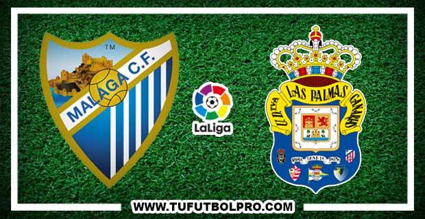 Ver Málaga vs Las Palmas EN VIVO Por Internet Hoy 11 de Septiembre 2017