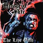MERCYFUL FATE - The live oath CDr. Bootleg