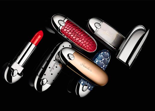 Personaliza tu Rouge G, la barra de labios más icónica de Guerlain