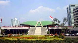 Suprastruktur dan Infrastruktur Politik Indonesia