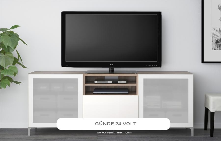 televizyon için tv ünitesi