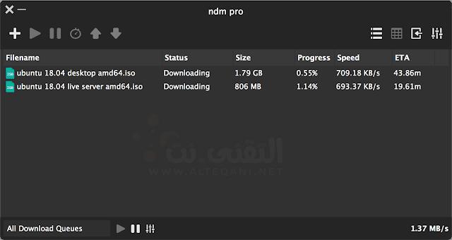 تحميل برنامج Ninja Download Manager