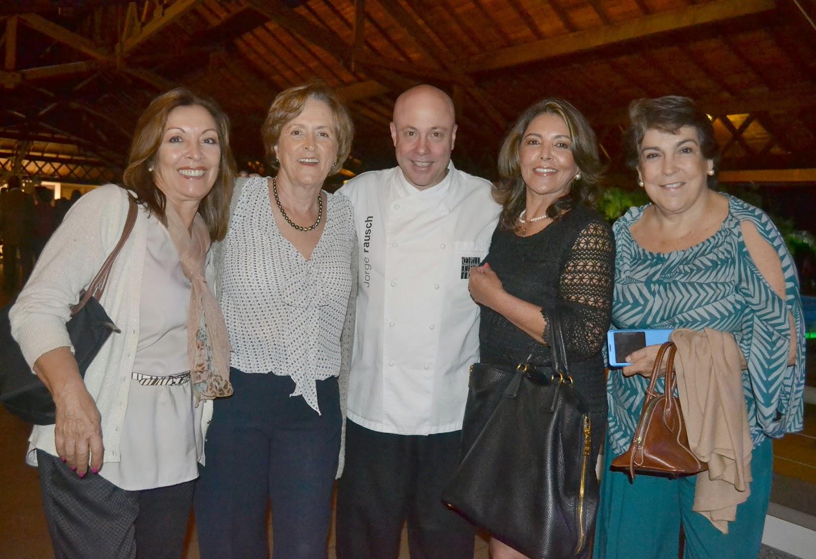 Adriana Monsalve Esposo En la primera cena de la