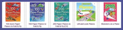 Usborne Books - Planes