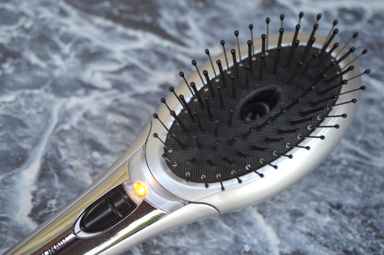 Ionic hair tool