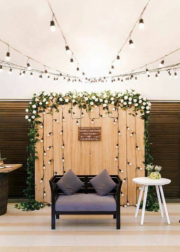 19 Idea Hiasan Wedding Photobooth. Boleh DIY Sendiri! ~ Wordless Wednesday