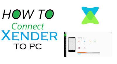 Xender for laptop