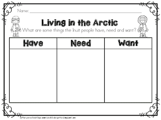 https://www.teacherspayteachers.com/Product/My-Science-Journal-Polar-Animals-2600785