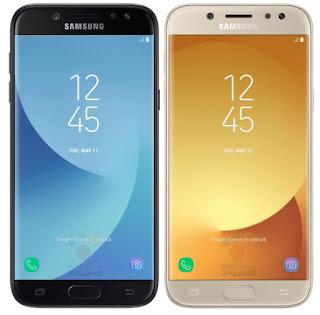 Galaxy J5 (2017) vs J7 (2017)
