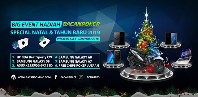 Lucky Big Box Mistery Event Hadiah Special Natal & Tahun Baru 2019