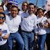Vamos a trabajar de sol a sol, dice Elías Lixa al arrancar su campaña