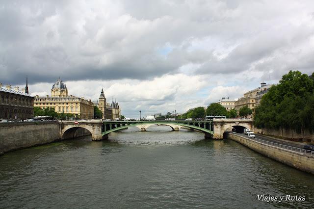 Río Sena, Paris