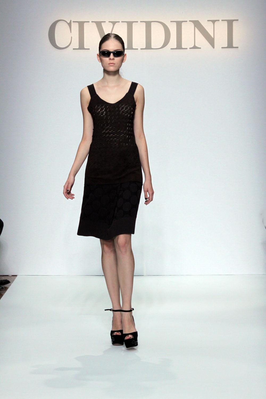 more photos 65834 1e8ac Moda Glamour Italia: Milano Moda Donna: Cividini P/E 2013