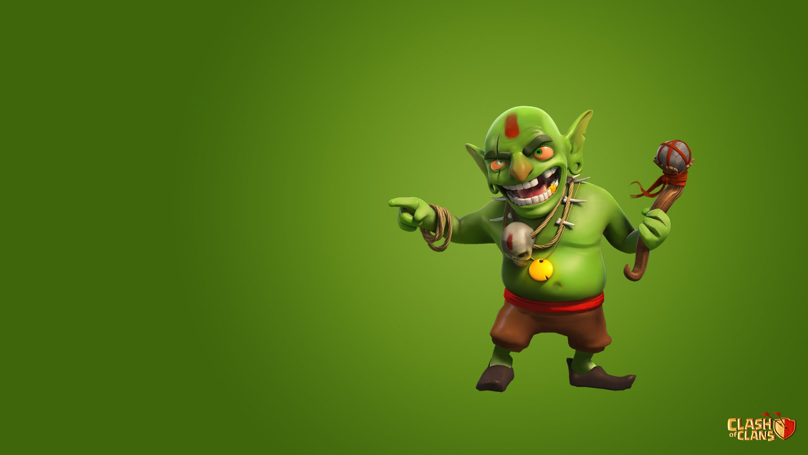 50 HD Clash Of Clans Wallpapers For Phone 2020