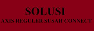 Solusi Axis Reguler