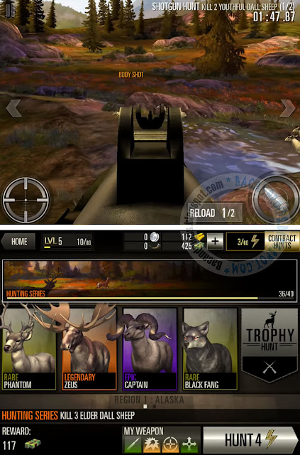 Game Deer Hunter 2016 Mod