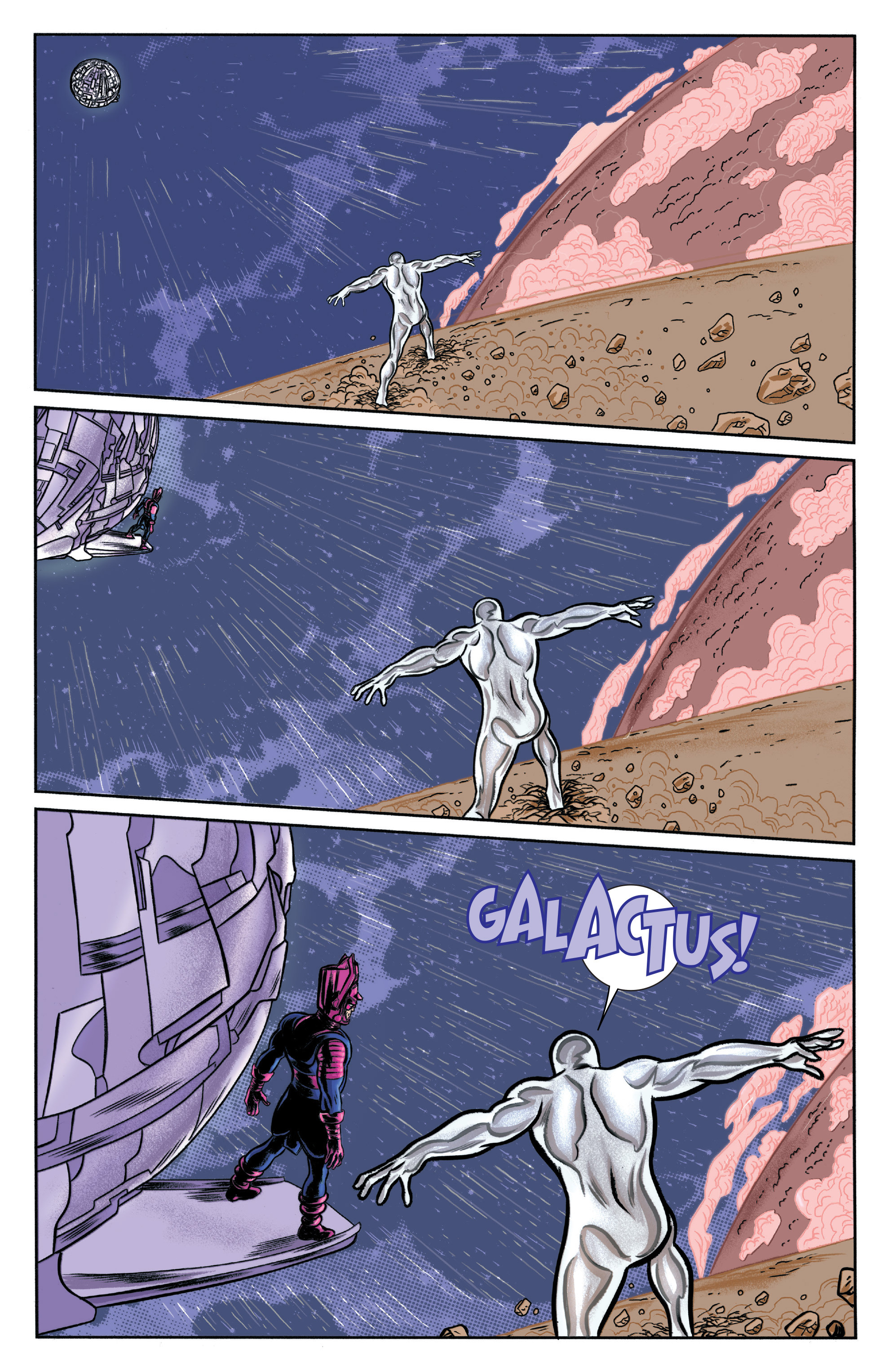 Read online Silver Surfer (2014) comic -  Issue #9 - 14