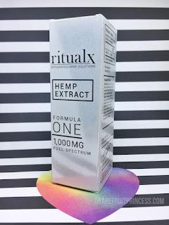 RitualX CBD Oil
